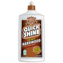 (Pack of 6 - Holloway House Quick Shine High Traffic Hardwood Floor Luster, 27 fl oz)