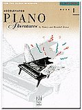 Accelerated Piano Adventures - Level 1 Set and Popular Repertoire Book 1 (5 Book Set, Lesson, Theory, Technique & Artistry, Performance, Popular Repertoire Books)