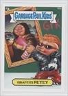 Graffiti Petey (Trading Card) 2013 Topps Garbage Pail Kids Brand-New Series 3 #180a