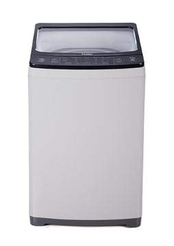 Haier 6.5 Kg Fully-Automatic Top Loading Washing Machine (HWM65-826NZP, Moonlight Grey)