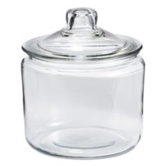 3 quart glass jar - 7