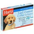 Hartz Flea & Tick Collar, 1 CT (Pack of 6)