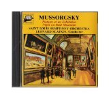 Classical Music : Mussorgsky: Pictures at an Exhibition and Night on Bald Mountain