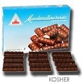 Joyva Chocolate Marshmallow Twists,net wt 9 oz (Joyva Marshmallow)