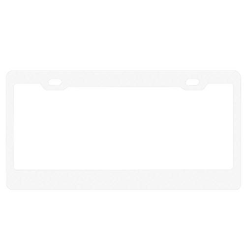 SDGlicenseplateframeIUY BonjourHi 'Ville Marie' Custom License Plate,Vanity Sign Auto Tag Car Truck Accessory (12X6)
