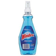 (6 Pack Value Bundle) DVOCB001237 RTU Ammonia-D Glass Cleaner, Neutral, 12oz, Pump Bottle