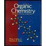 Organic Chemistry, Jr. Philip S. Bailey, Christina A. Bailey, 0130154806