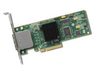SAS9200-8E 8PORT Ext 6GB Sata+sas Pcie 2.0 by LSI Logic