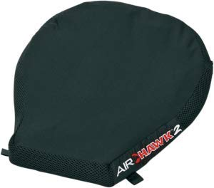 AIRHAWK Motorcycle Seat Cushion Cruiser, Medium