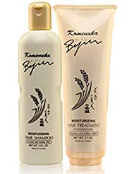 Komenuka Bijin Moisturizing Hair Shampoo and Hair Treatment...