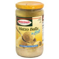 Manischewitz Soup Matzo Ball Broth Jar, 1.5 lb