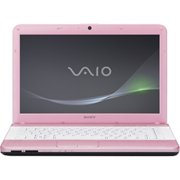 "Sony VAIO VPC-EG290X 54167613 14.0"" Notebook (2.2GHz Intel Core i3-2330M 4GB RAM 320GB HDD DL DVD-RW Windows 7 Premium)"