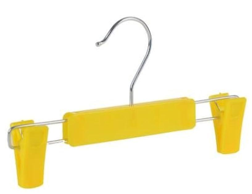 開業医ご注意ボルトTomoneed ズボンハンガー 10本セット 31cm すべらない 収納効率UP スライド式クリップ