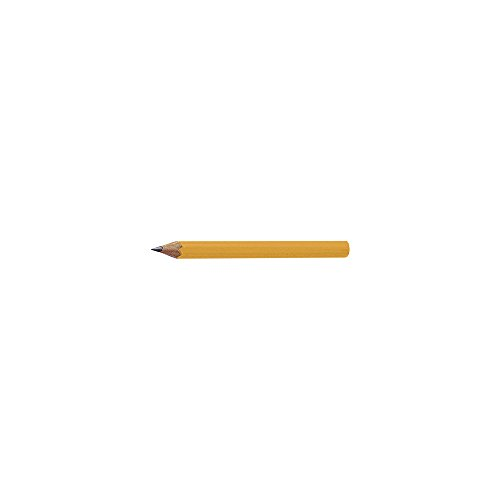 Dixon Golf Pencils, #2 HB Soft, Pre-Sharpened, Yellow, 144 Count (14998) by Dixon (Image #3)