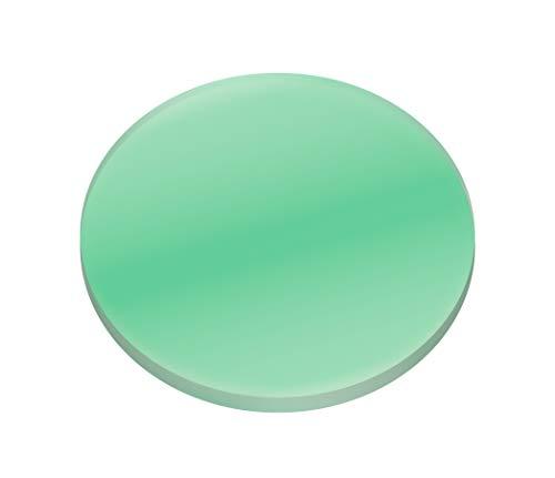 "Kichler Lighting 16072HGN Accessory - 2.5"" Medium Lens, Holiday Green Finish"