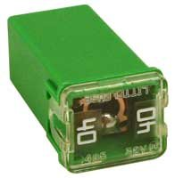 40 Amp Fuse >> Imperial 72258 Jcase Cartridge Style Fuse 40 Amp Green Amazon Co