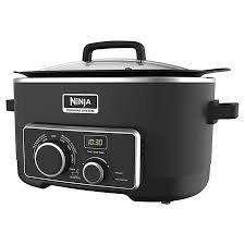 Ninja 3-in-1 Slow Cooker, MC750