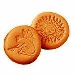 Diffuser Stone Terra Cotta - Diffuser - Terra Cotta Stone, Sun Design by Frontier Natural Brands