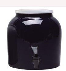 Ceramic Water Dispenser - Solid Blue