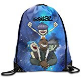 Price comparison product image Custom Awesome Gorillaz Travelling Bag White