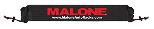 Malone Roof Rack Pads for Kayaks, SUPs/Surfboards (18-Inch) - Roof Bar Pads