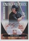 Rob Lyerly #15/25 (Baseball Card) 2011 Donruss Elite Extra Edition - Franchise Futures Signatures - Red Ink #190