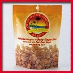 Reeds Ginger Brew Crystallized Ginger Candy, 3.5 Ounce - 12 per case.