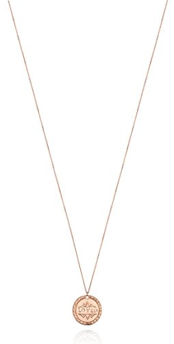 Laura Lee Jewellery femme  9 carats (375/1000)  Or rose|#Gold      FINENECKLACEBRACELETANKLET