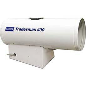 L.B. White Portable Gas Heater Tradesman, 250k-400k Btu, (250 Propane)