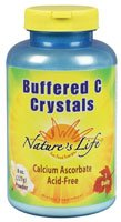 Nature's Life Buffered C Crystals -- 3600 mg - 8 oz - 3PC by Nature's Life
