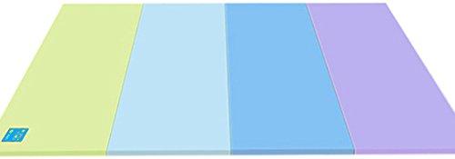【楽ギフ_包装】 ALZIP mat エコカラー【子供用プレイマット】 バブルXG(280x140x4cm) 国際検査済みPU素材 バブル B078ZW35RZ ALZIP mat バブル G G|バブル, イワママチ:5af86c93 --- impavidostudio.com