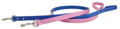 Auburn Leathercrafters Town Dog Leash Pink-color 48  L x 3 4  W