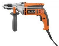 Factory-Reconditioned Ridgid ZRR5013 7.5 Amp 1/2-in Heavy Duty VSR Hammer Drill Review