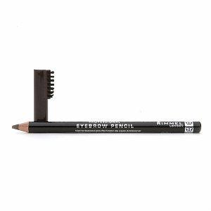 Rimmel Professional Eyebrow Pencil, Dark Brown 001 by Rimmel