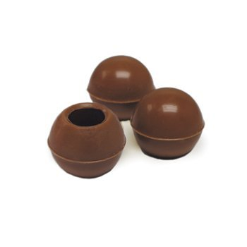 Milk Chocolate Truffle Shell - 504 Count by IFI Gourmet