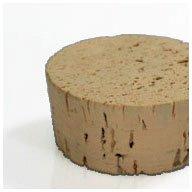 WIDGETCO Size 40 Jar Cork Stoppers, Standard by WIDGETCO
