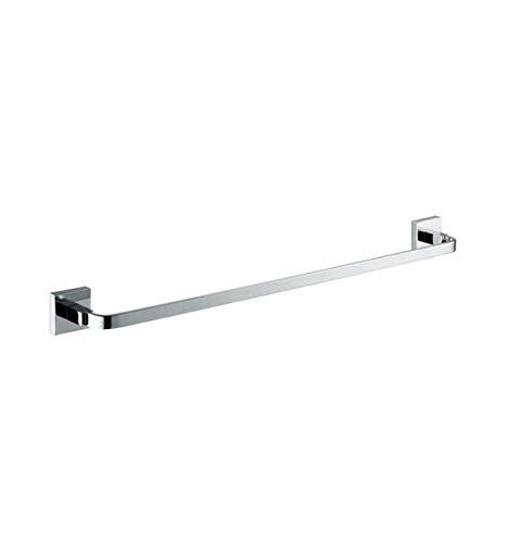 Aqua Brass Chrome Towel Bar - 3