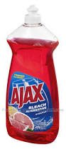 Ajax Bleach Alternative Dish Liquid - Ruby Red Grapefruit 30 oz. (Pack of 9)