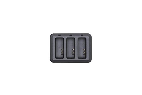 RYZE Tello Battery Charging Hub 3 in 1 Parallel Charging Multi Battery Charger for DJI Tello, Fast Battery Rapid Charging Hub Charging Accessories for TELLO Drone Part 9