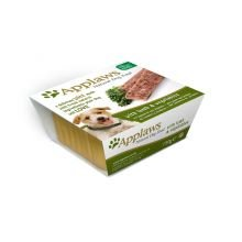 Applaws Pate Lamb With Vegetables Adult Dog Food 7 x 150g by Applaws
