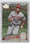 Chris Heisey (Baseball Card) 2011 Topps - [Base] - Platinum Diamond Anniversary #336
