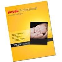 Kodak Professional Inkjet Glossy Photo Paper 10 mil., 255 g/m2., 8.5x11