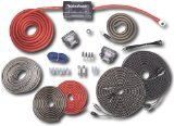 Rockford 4 Awg Complete Installation Kit by Rockford Fosgate