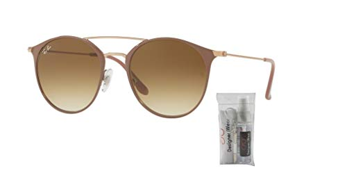 Ray ban Sunglasses On Top Copper Beige Rb3546 Gradient clear Brown RRr6nwfH