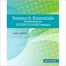 Book Research Essentials: Foundations for Evidence-Based Practice 1st (first) edition