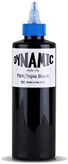 Dynamic Color Triple Black Tattoo Ink (8oz)