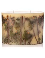 Rosy Rings Forest 2-Wick Large Oval 300 Hour Limited Edition Botanical Scented Candle