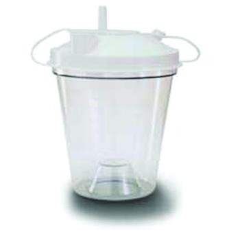 800 Cc Canister - Drive Medical 800 cc Disposable Suction Canister 48/ Case Part No.610-48BP1111