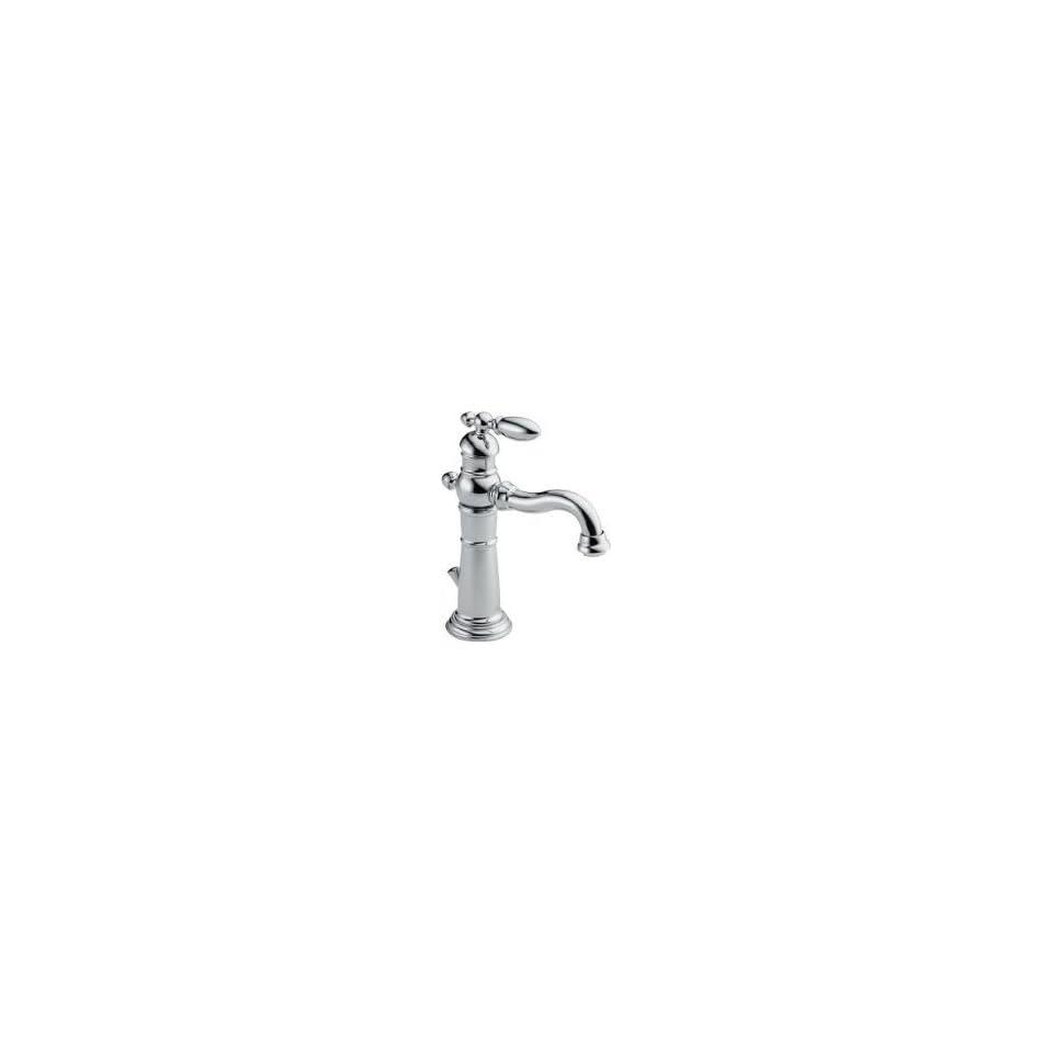 DELTA 555LF RB Single Handle Centerset Lavatory Faucet
