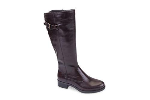 47631 Boots Stivali Marrone Valleverde Donna Women's Scarpe qwIXgI